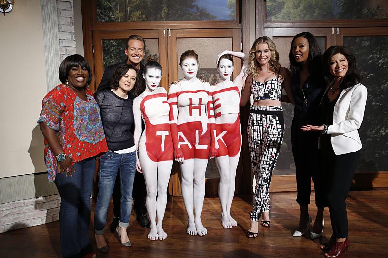 Rebecca Romjin discussed her show