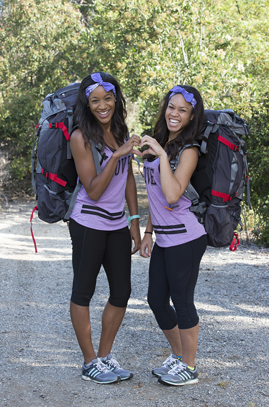 Danielle Littleton and Jazmine Lewis (#TheTrackStars) came up short on Ep. 5 of The Amazing Race.