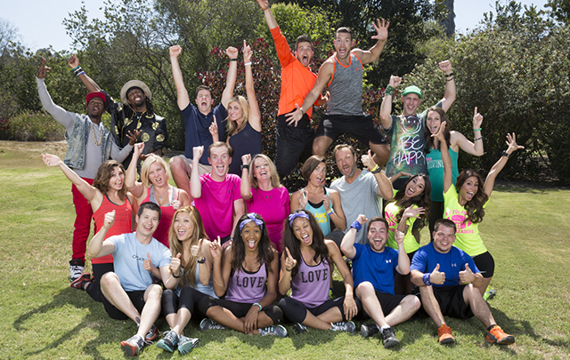 The Amazing Race cast shows their excitement for the adventures ahead!