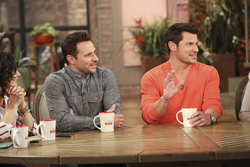 Nick Lachey on rating your looks