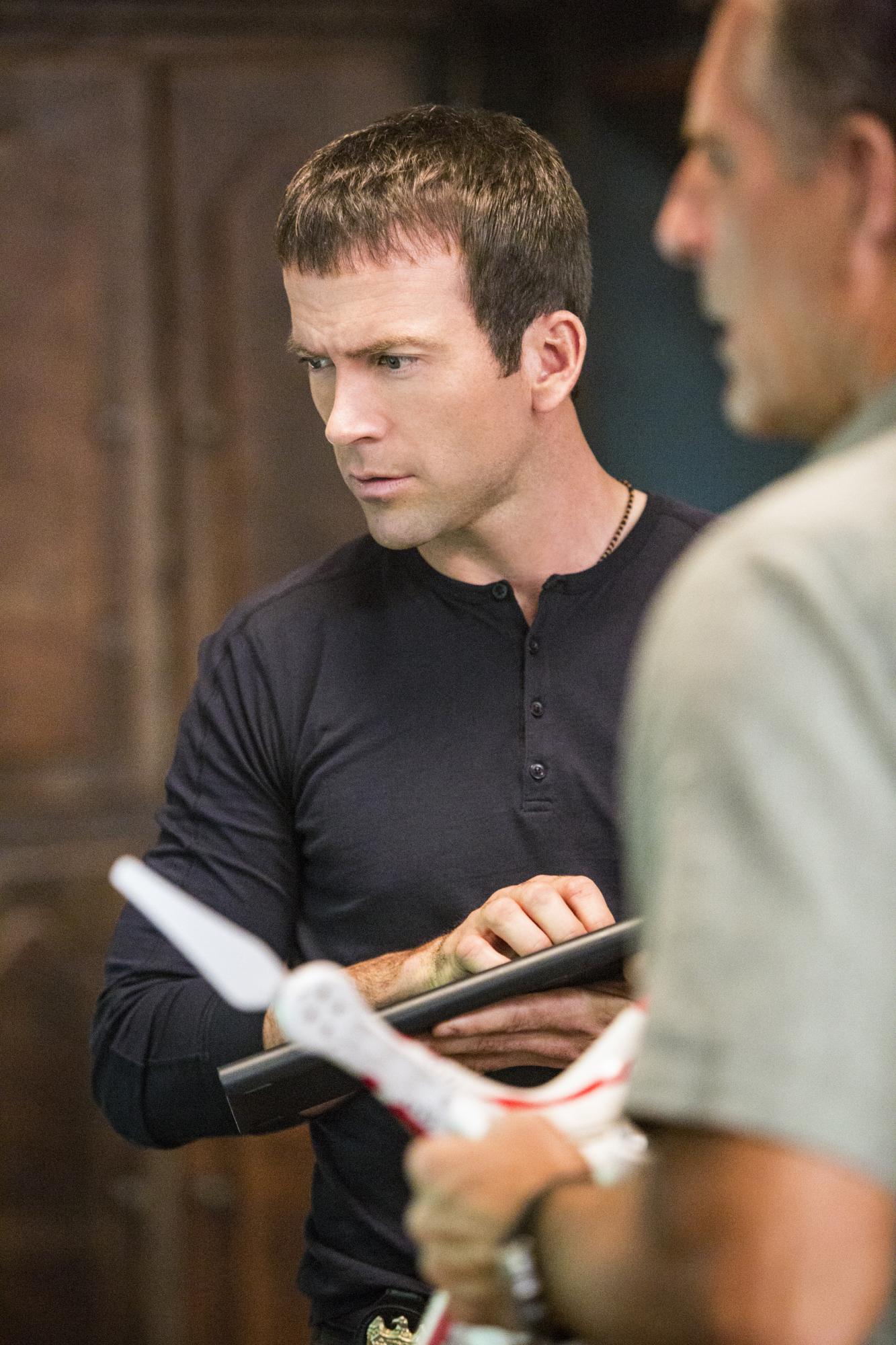 Lucas Black as Christopher LaSalle