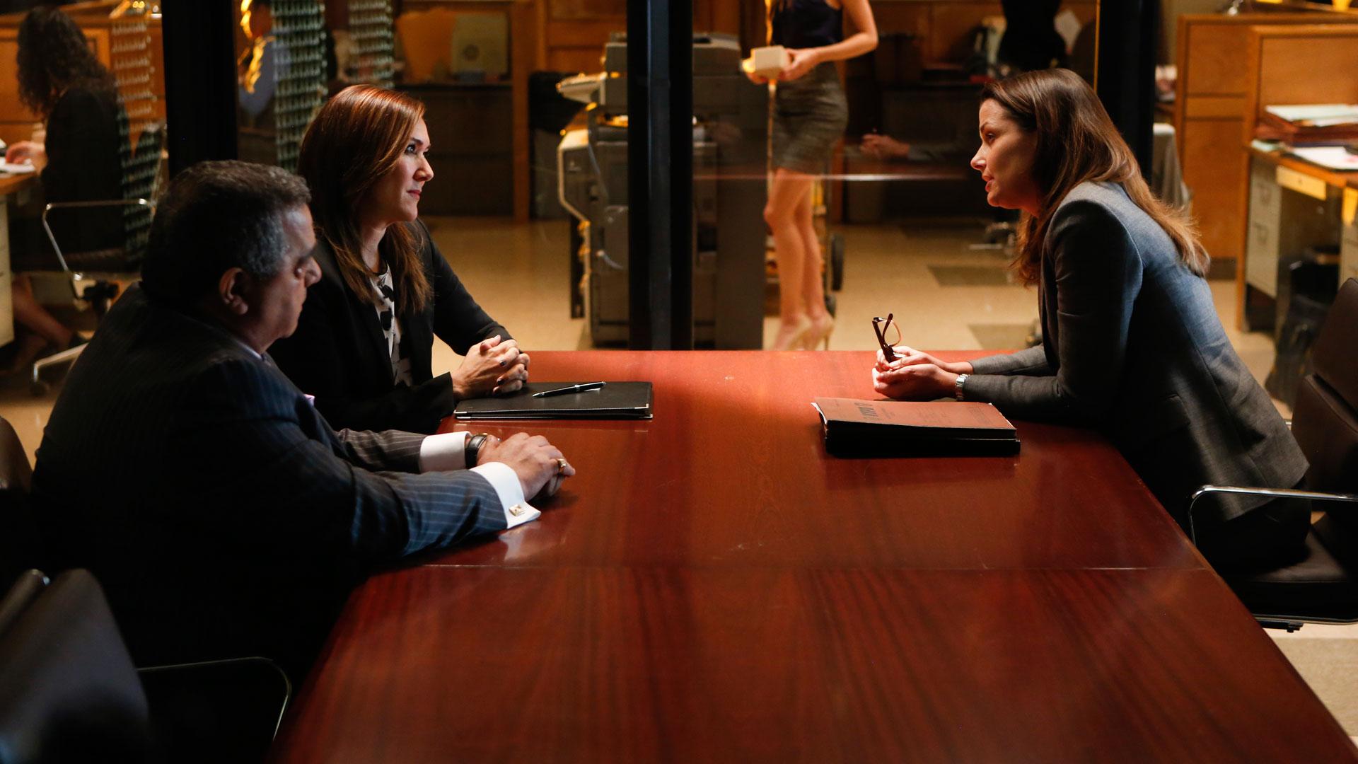 Bridget Moynahan as Erin Reagan-Boyle