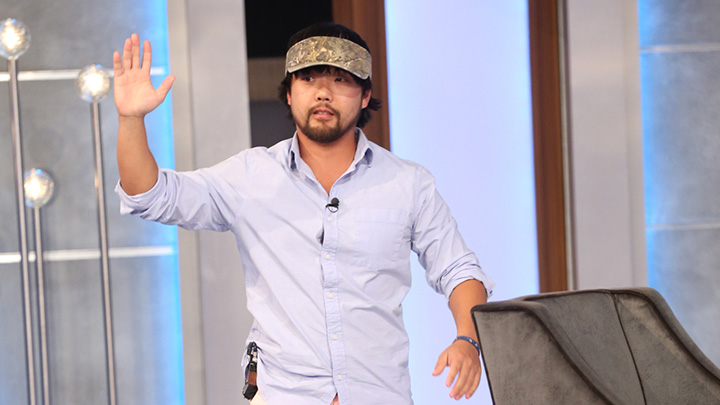 14. Who has James missed the most while being on Big Brother?