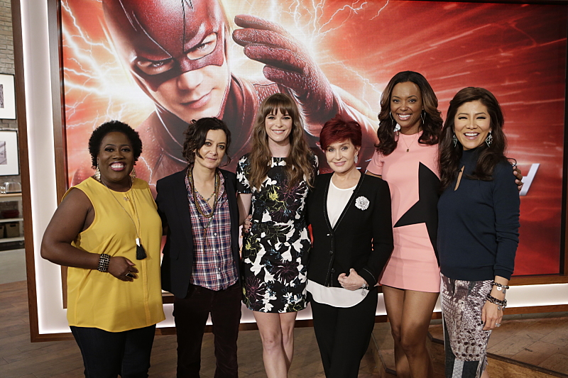Danielle Panabaker on 'The Flash'