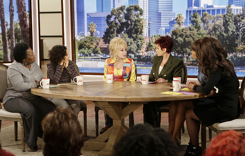 Dolly Parton on leaving home for the first time