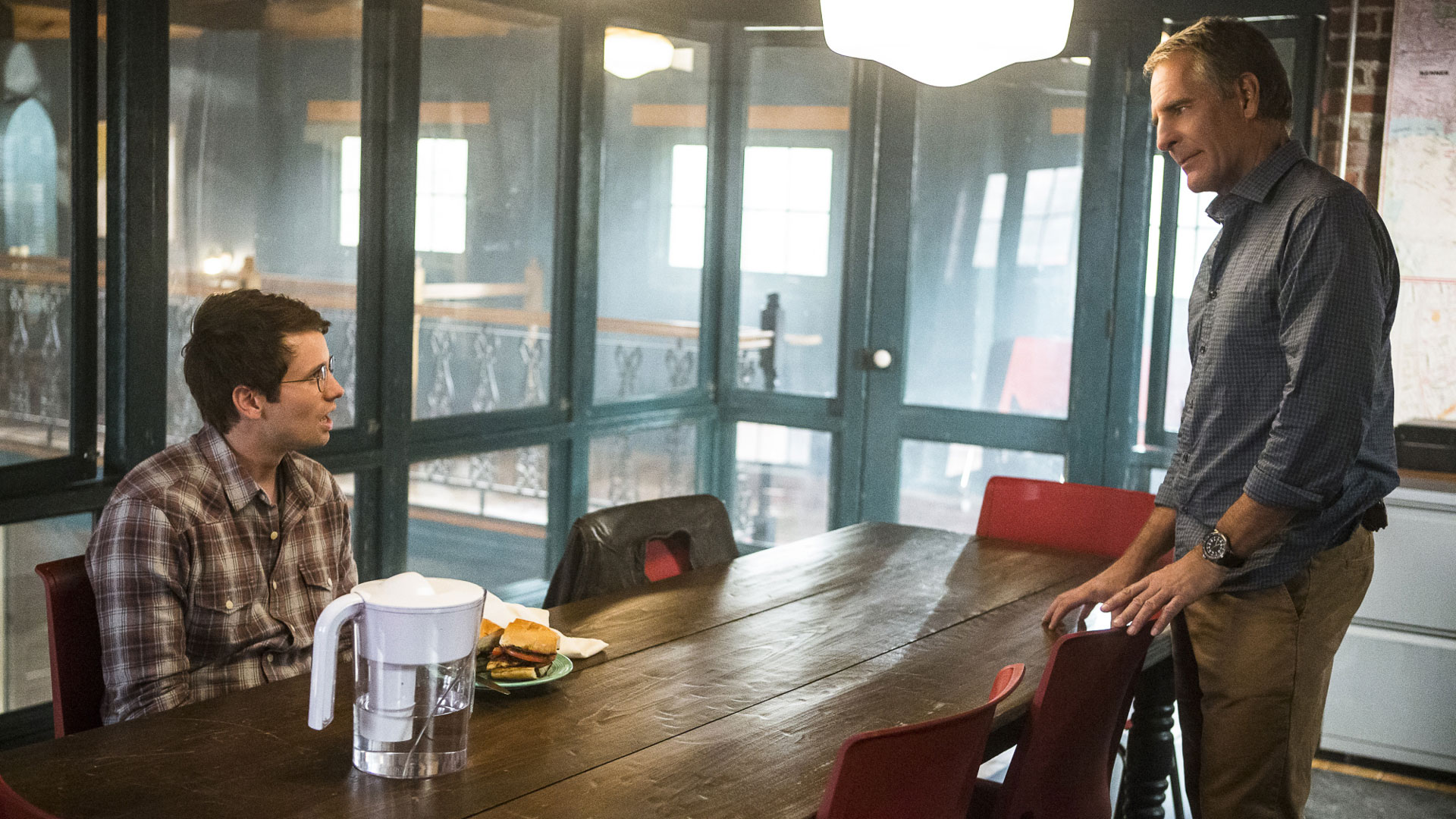 Scott Bakula as Agent Dwayne Pride