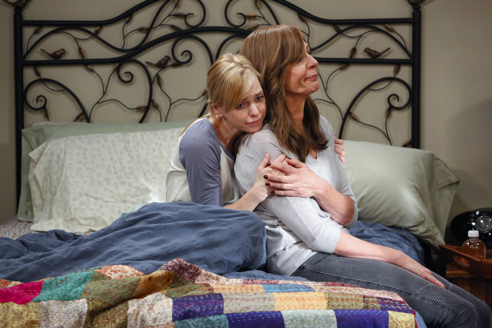 Christy consoles Bonnie after Adam delivers some disappointing news.