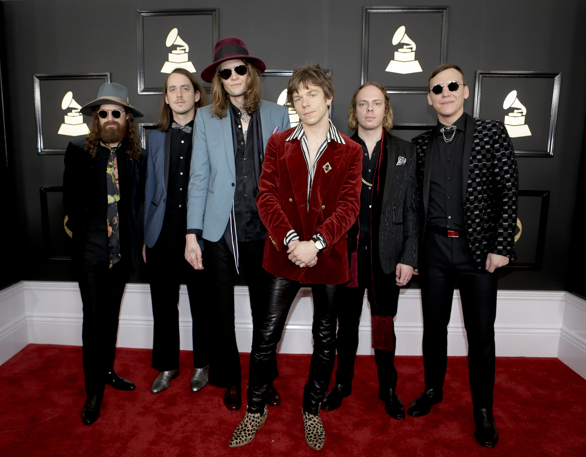 GRAMMYs 2017: Cage The Elephant