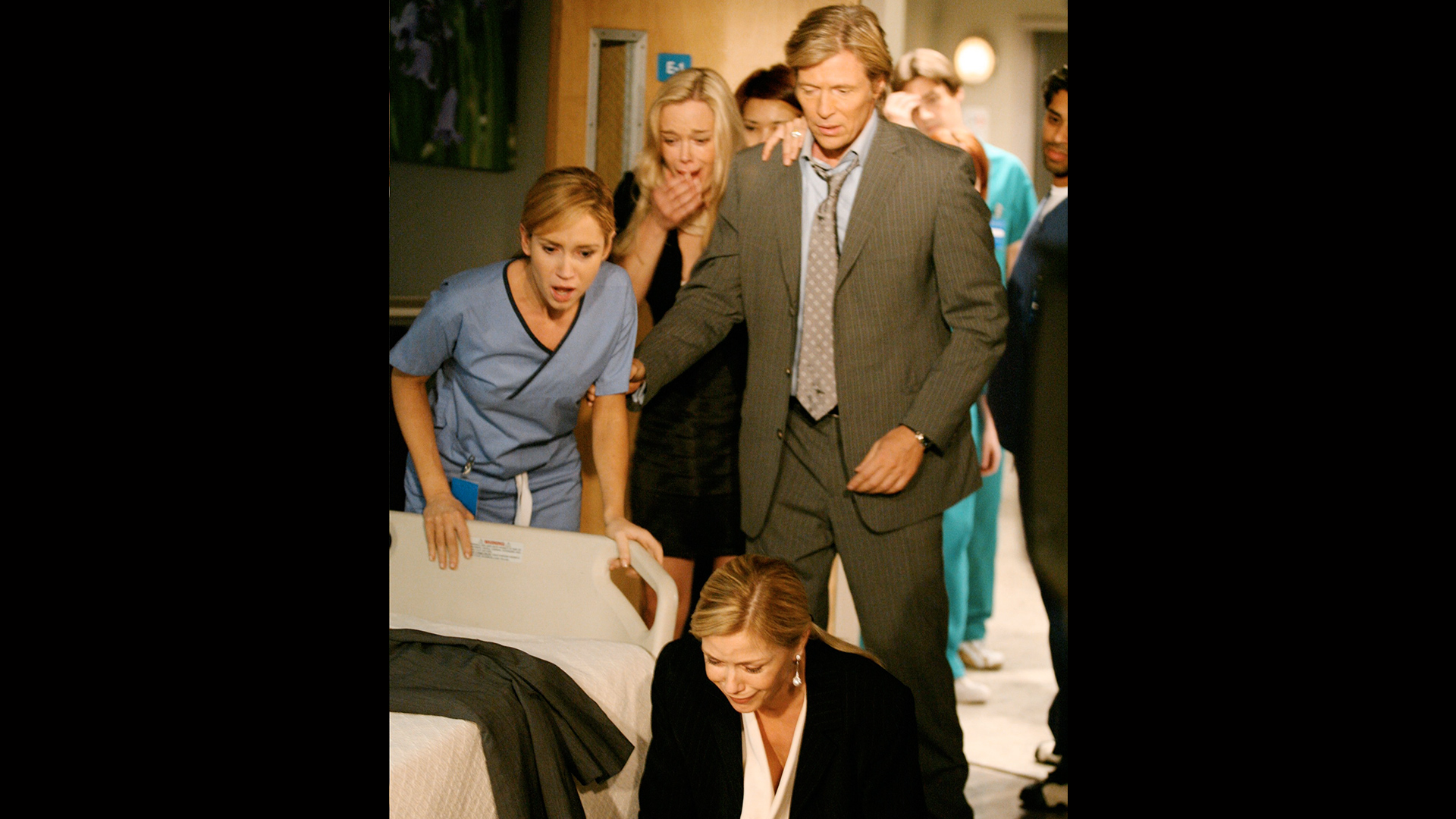 The Logans were devastated to learn of Storm's decision to end his life in order to save his sister.
