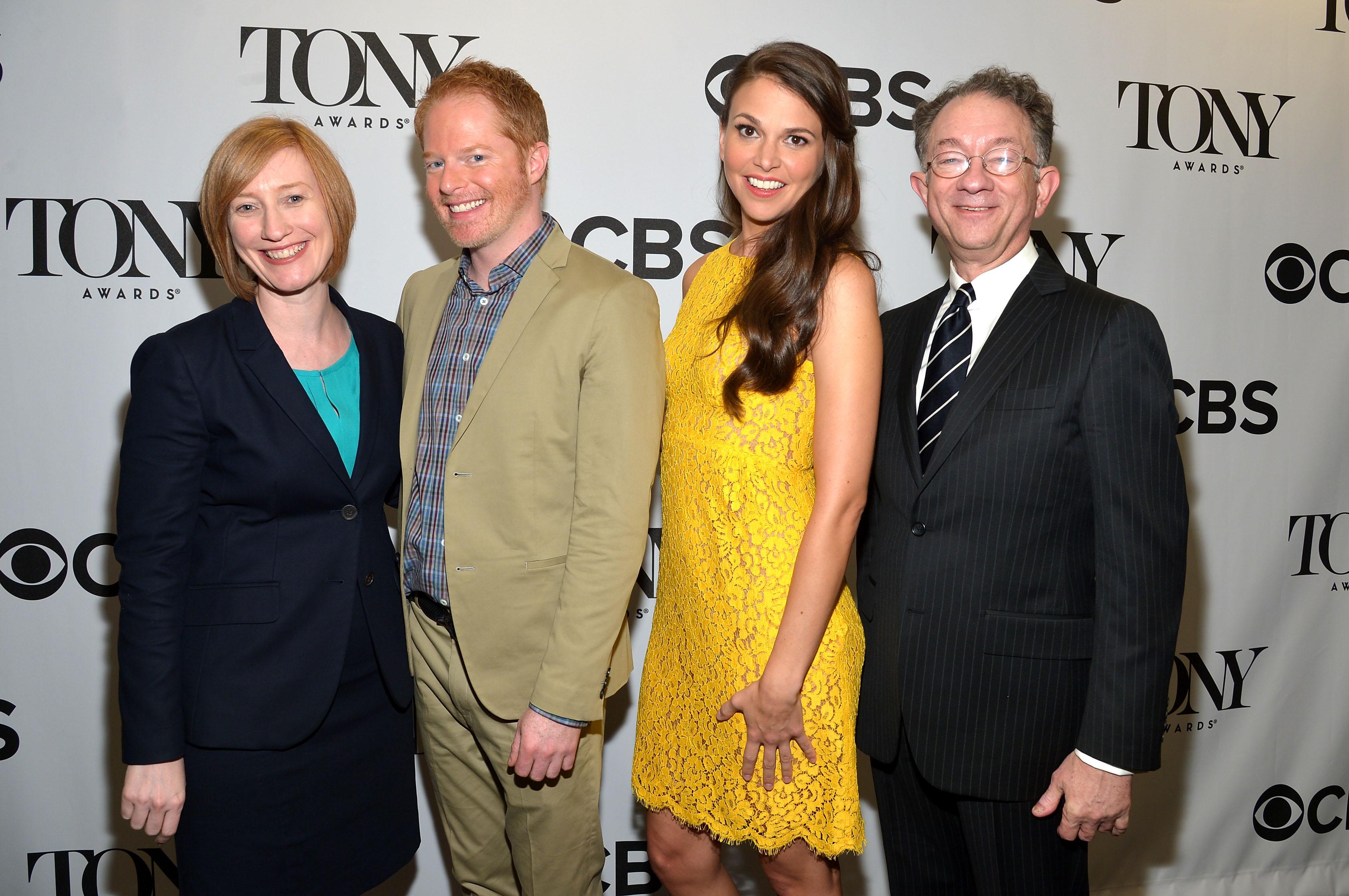 The 2013 Tony Awards Nominations Ceremony