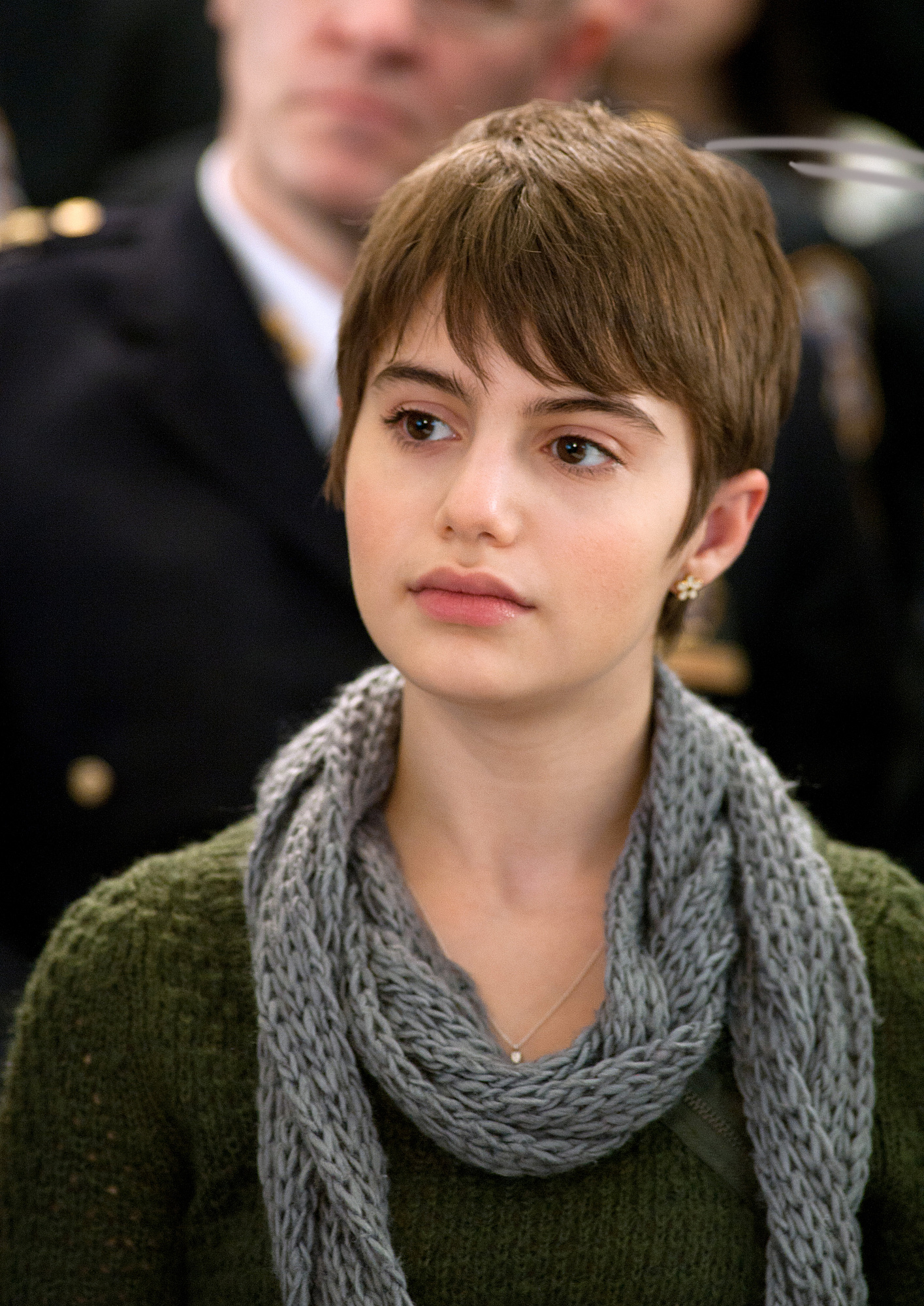 16. Sami Gayle had a recurring role in the TV show