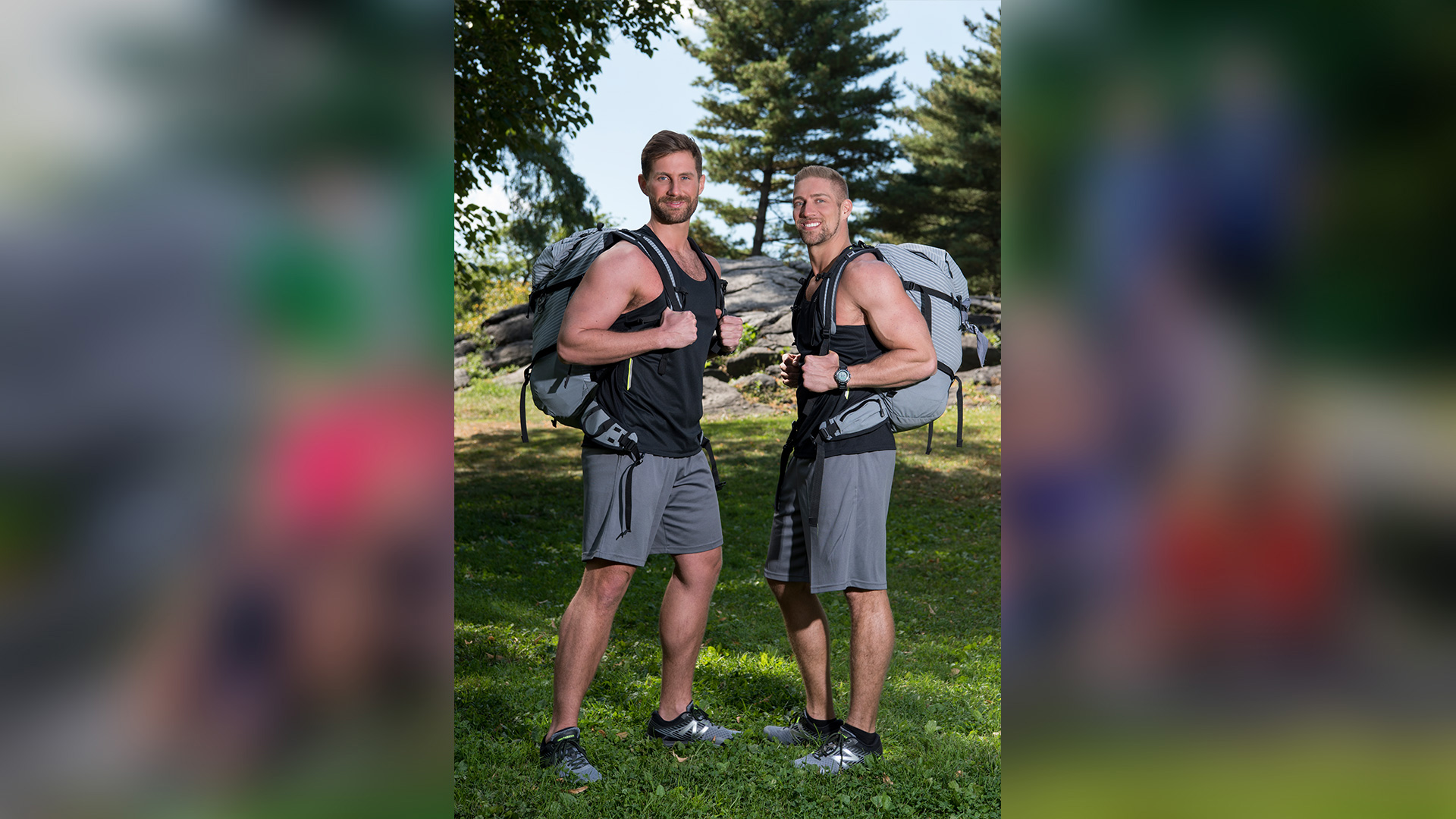Trevor Wadleigh and Chris Marchant (#TeamWellStrung)