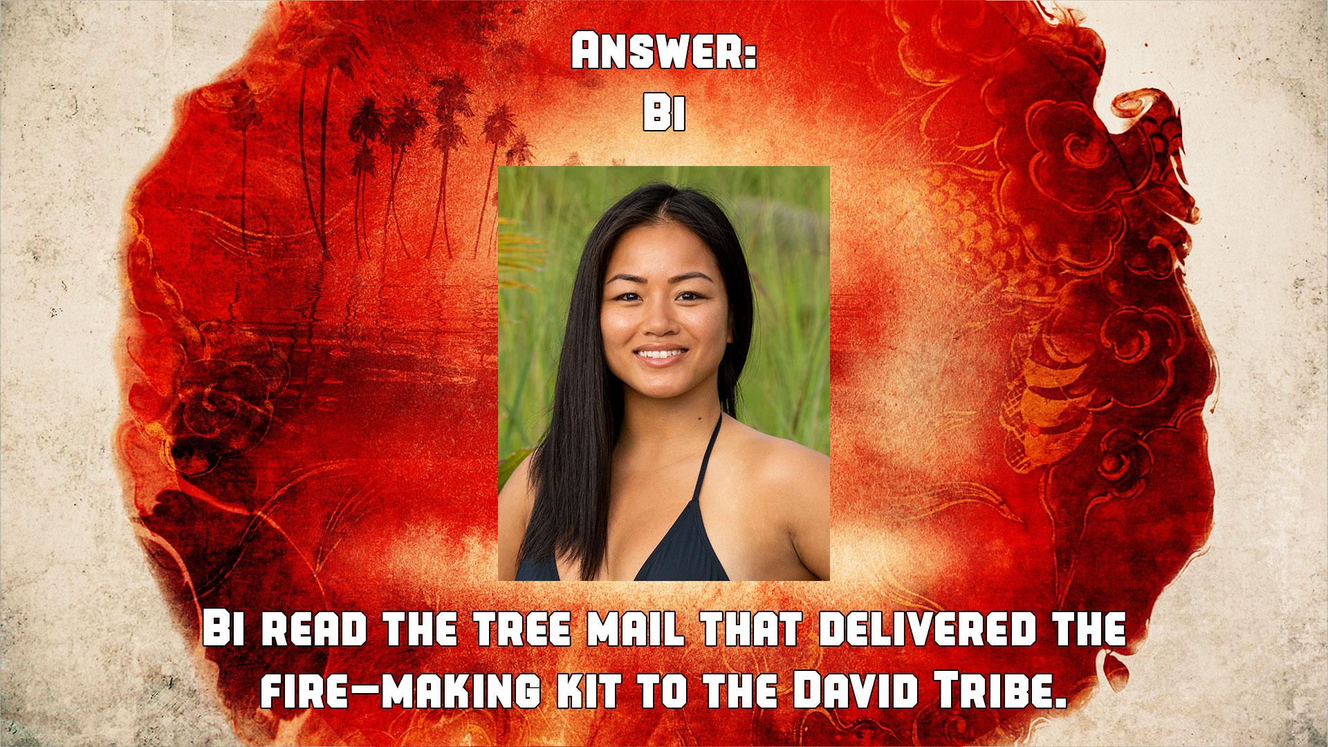 Answer: Bi
