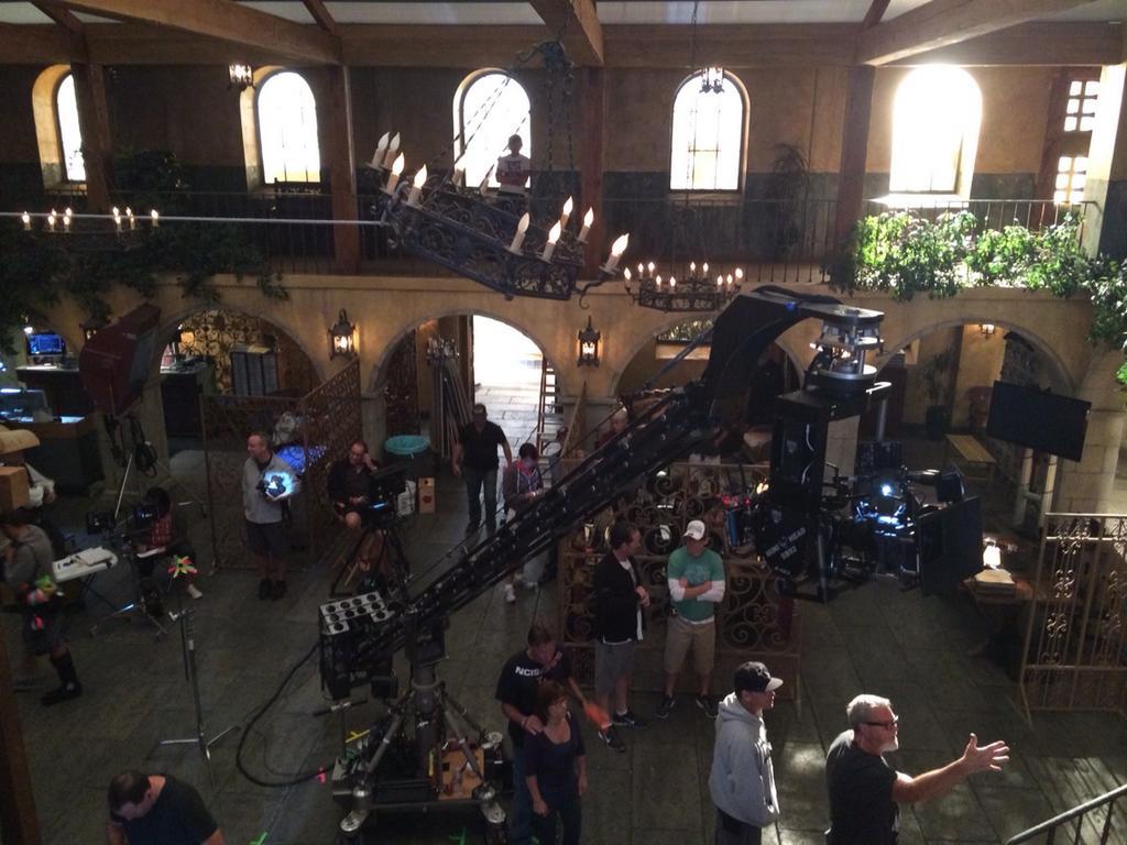 NCIS: Los Angeles Season 6 Behind The Scenes