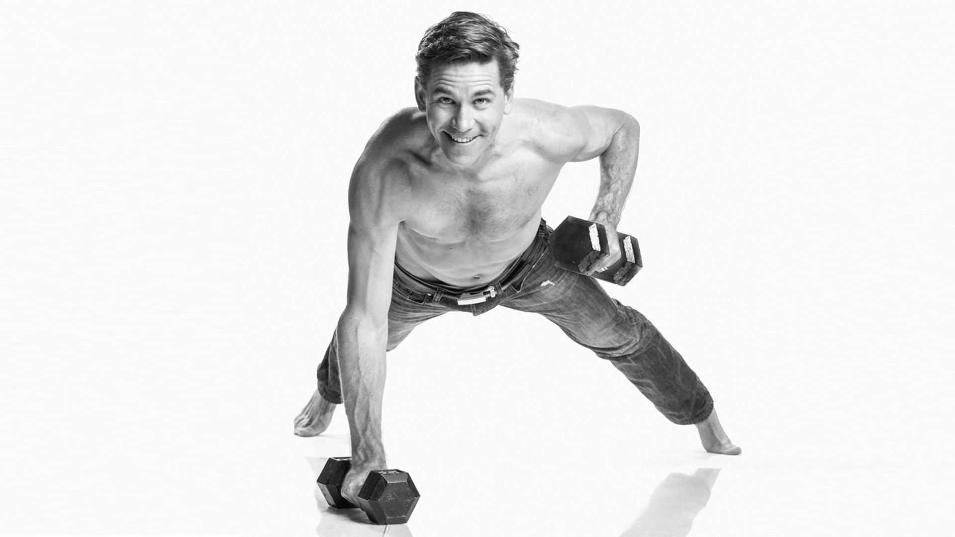NCIS star Brian Dietzen has a strong stomach