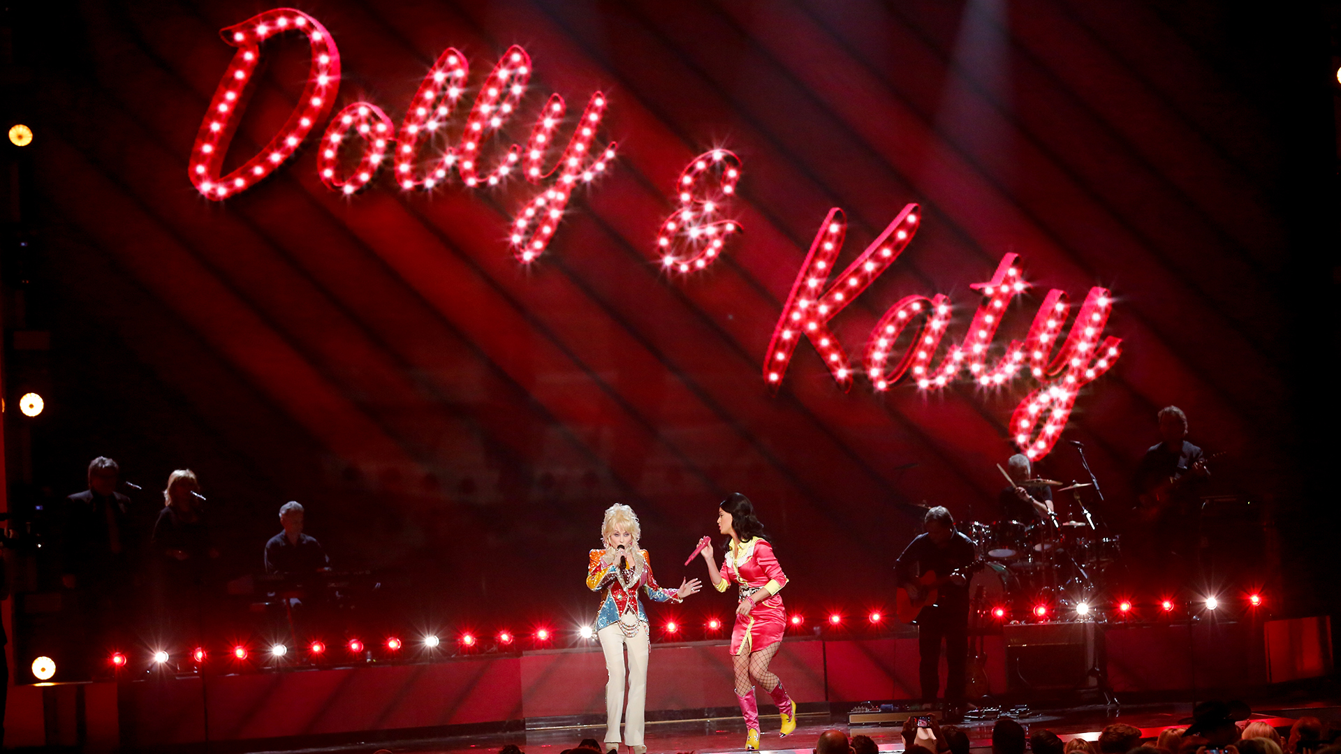 Performances like these are what make the ACM Awards the year's must-see country music event.