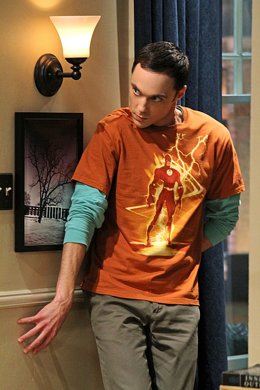 22. Orange Flash Lightning