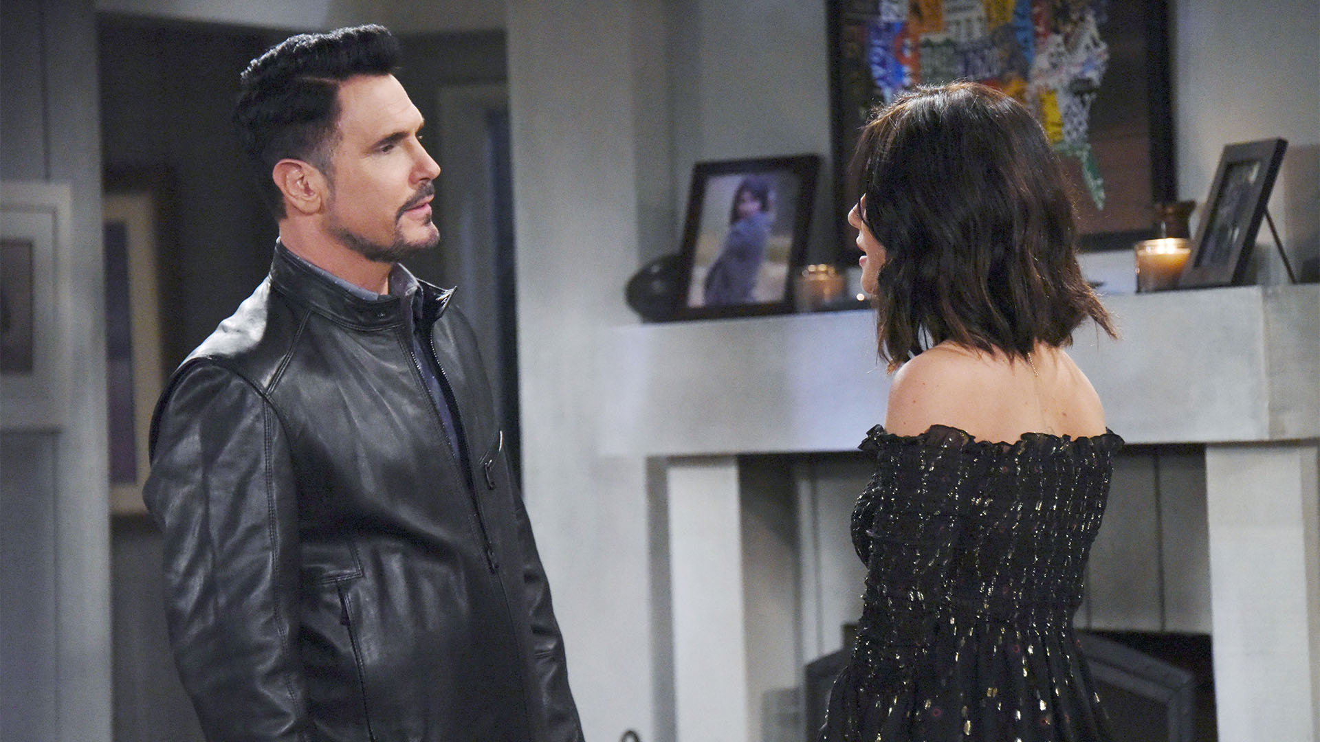 Bill takes Steffy's refusal of his proposal of marriage as a personal challenge.