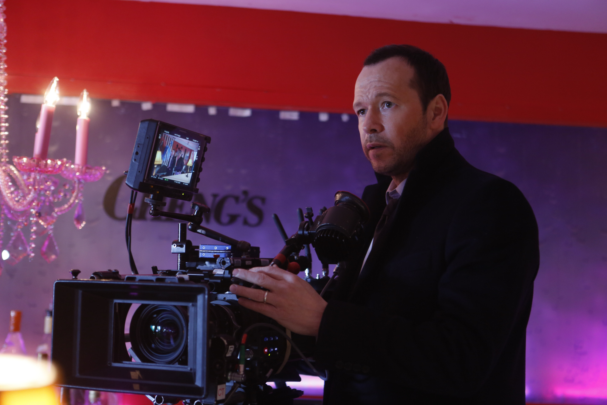 23. Donnie Wahlberg directed the episode