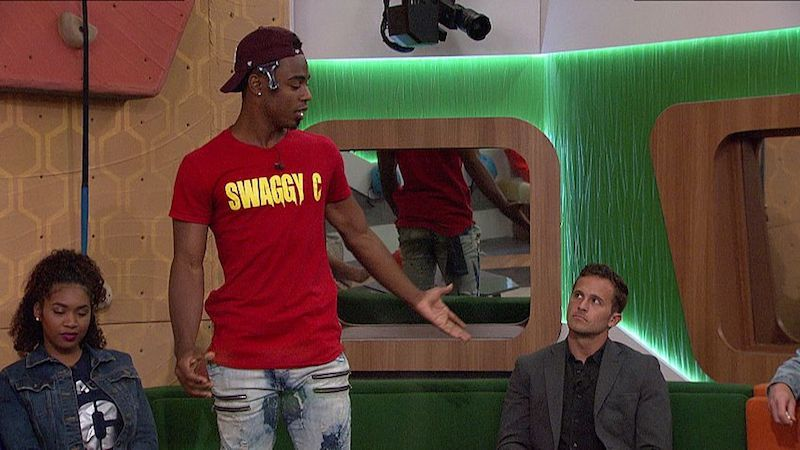 Big Brother 20: Swaggy C-ya