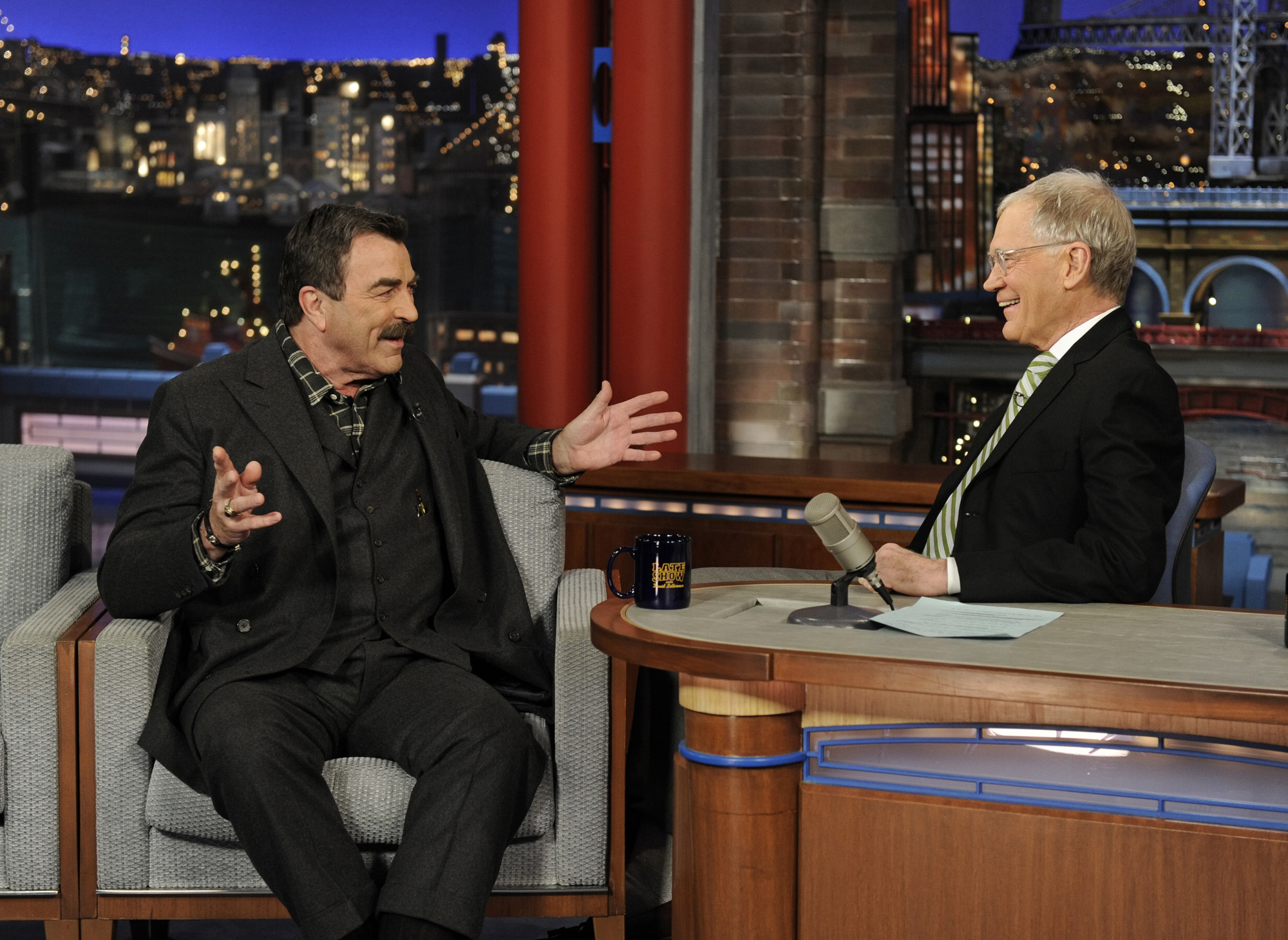 24. Tom Selleck auditioned with Steven Spielberg and George Lucas for the lead in