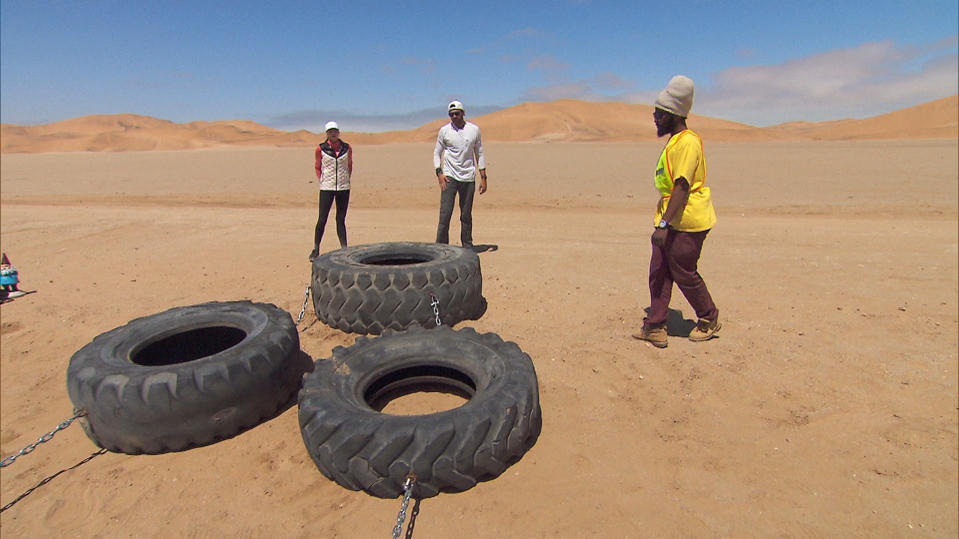 Tires galore