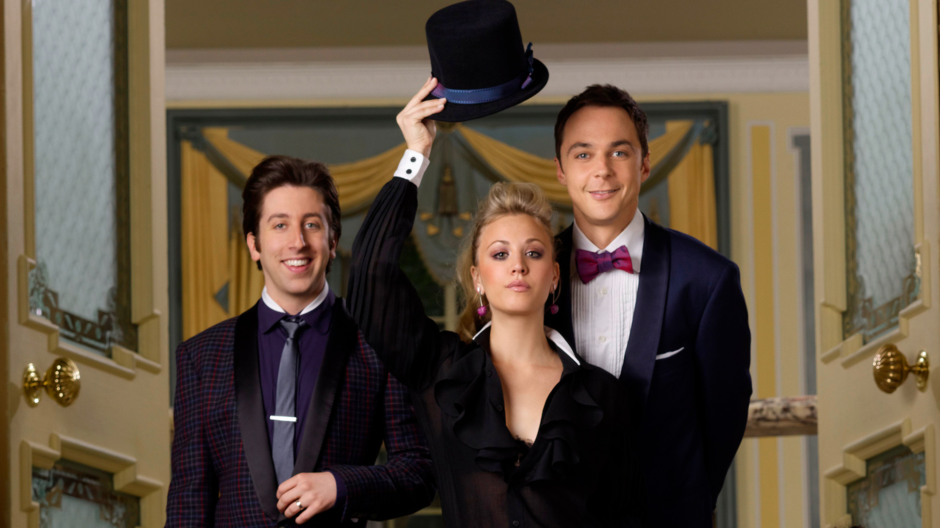 Hats off to these The Big Bang Theory stars