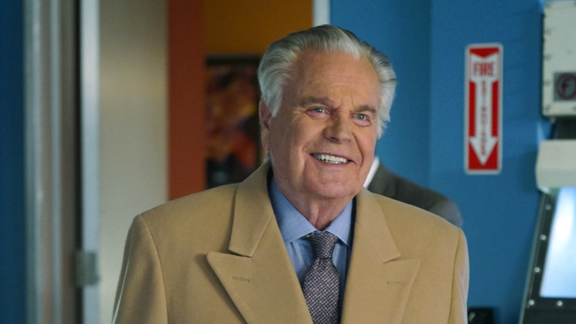DiNozzo Sr.'s continued friendship