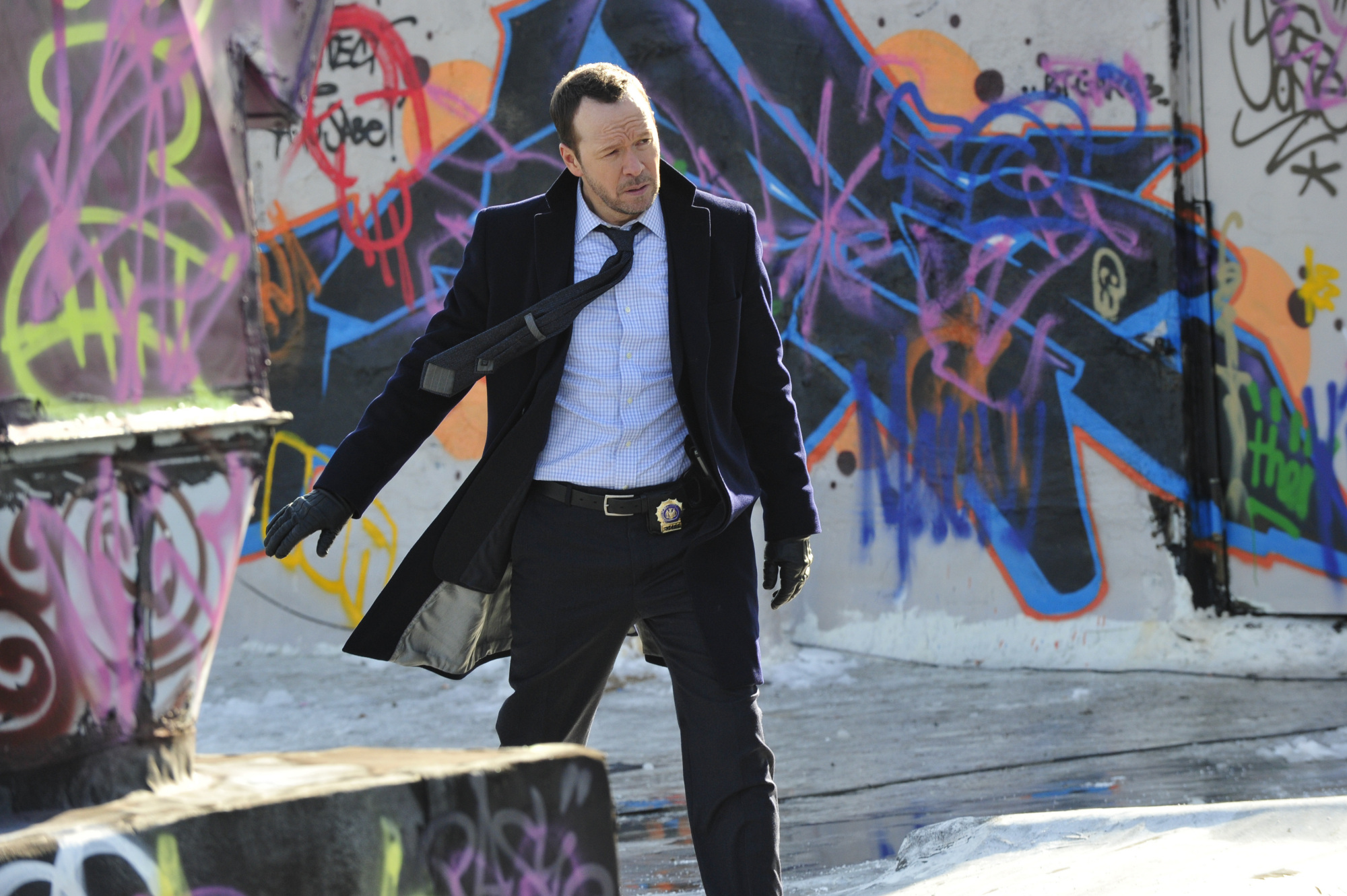 30. Donnie Wahlberg created the TV show