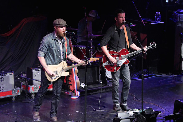 12. Before they were Brothers Osborne, they were Brothers And Dad Osborne… Sorta..