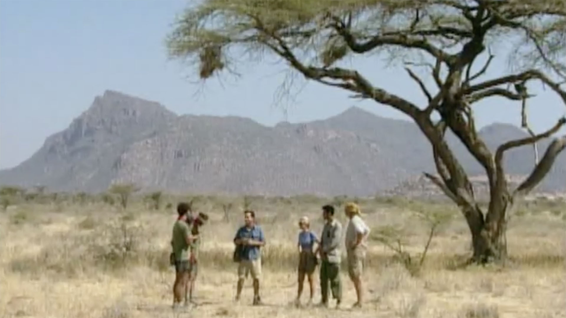 The first ever tribe swap: Survivor: Africa