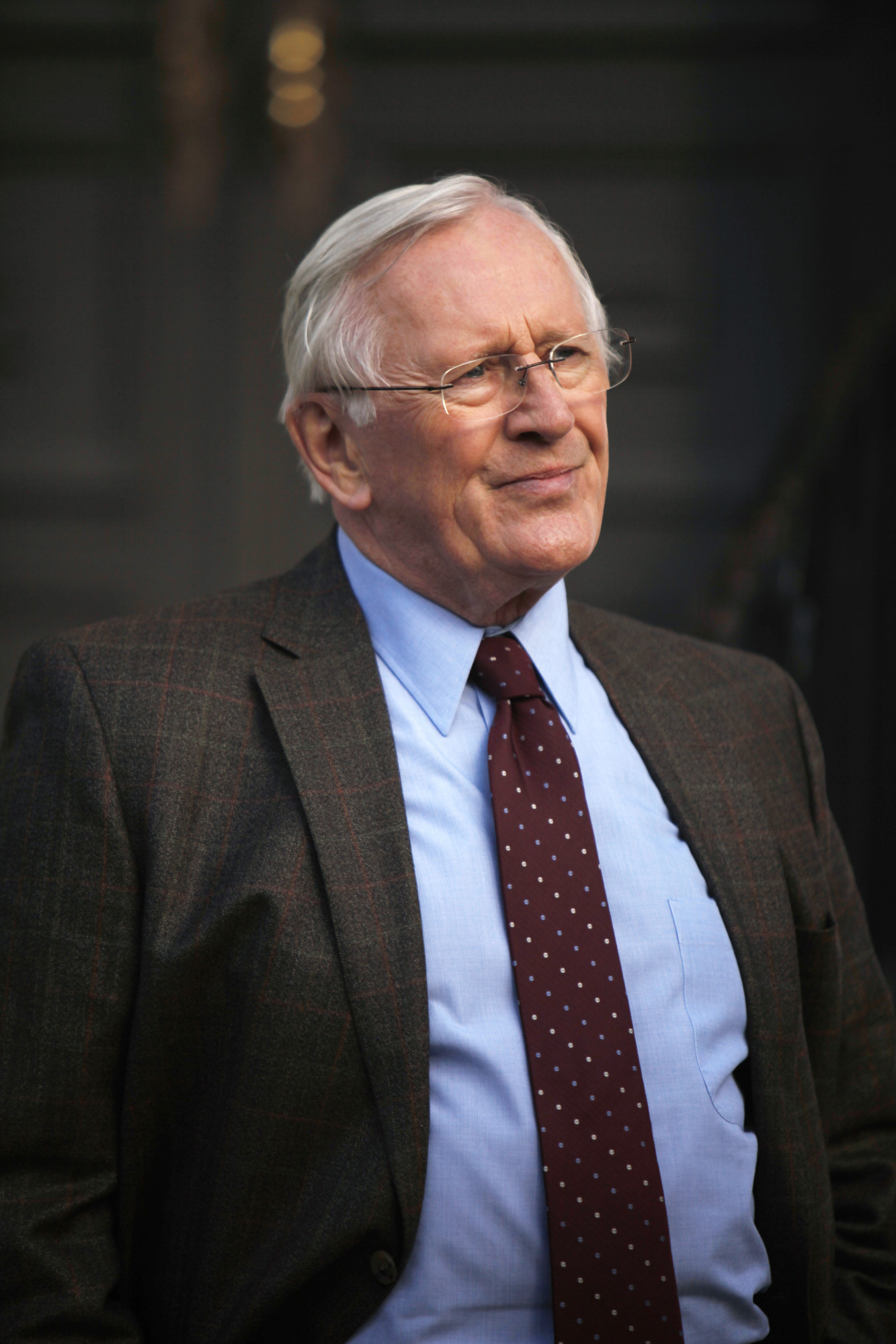 35. Len Cariou was born and raised in Winnipeg, Manitoba.