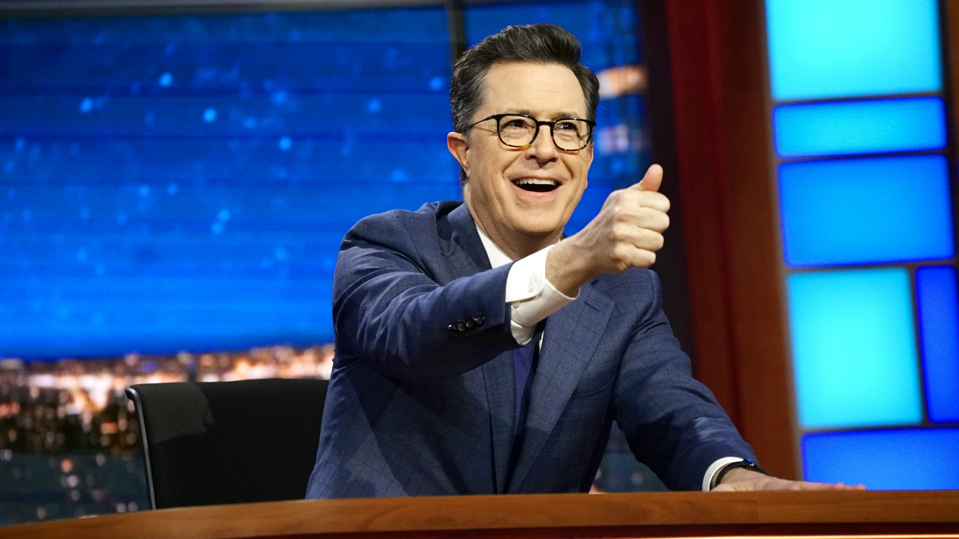 Stephen Colbert from The Late Show
