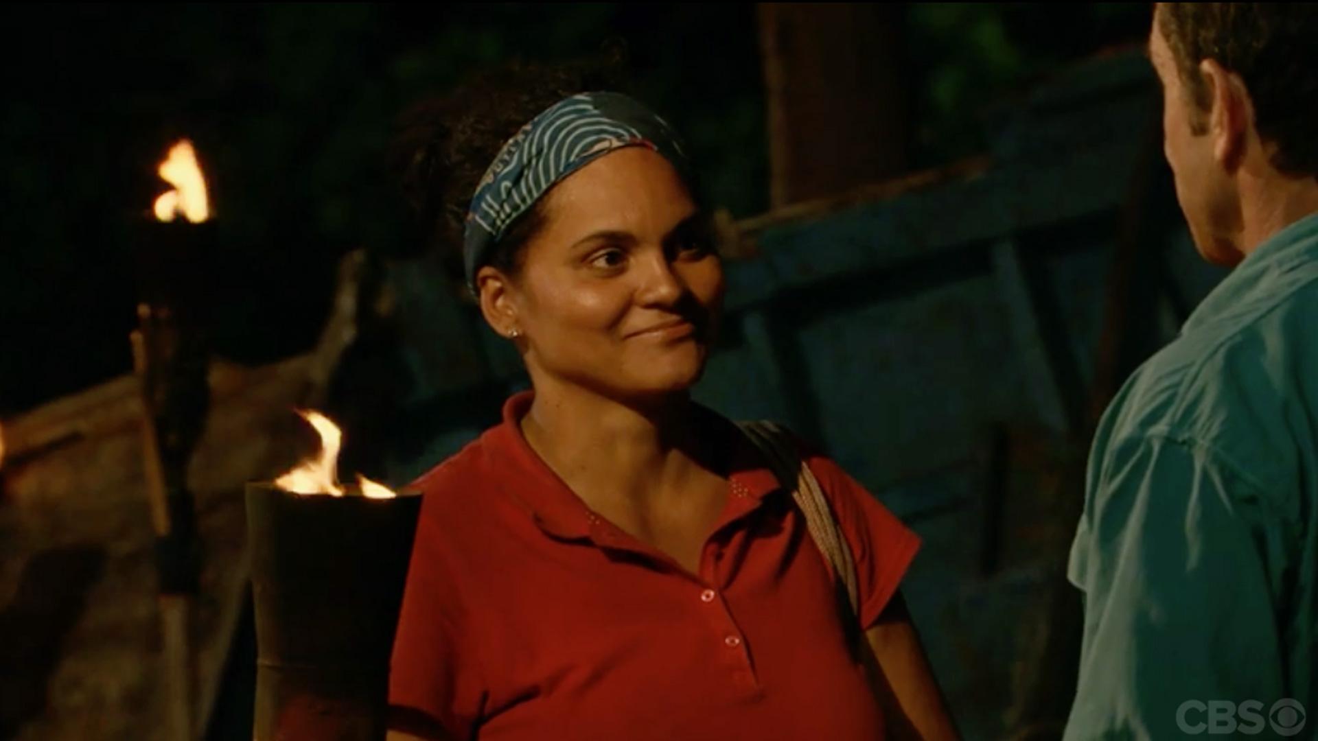 Sandra Diaz-Twine from Survivor: Game Changers (Season 34)