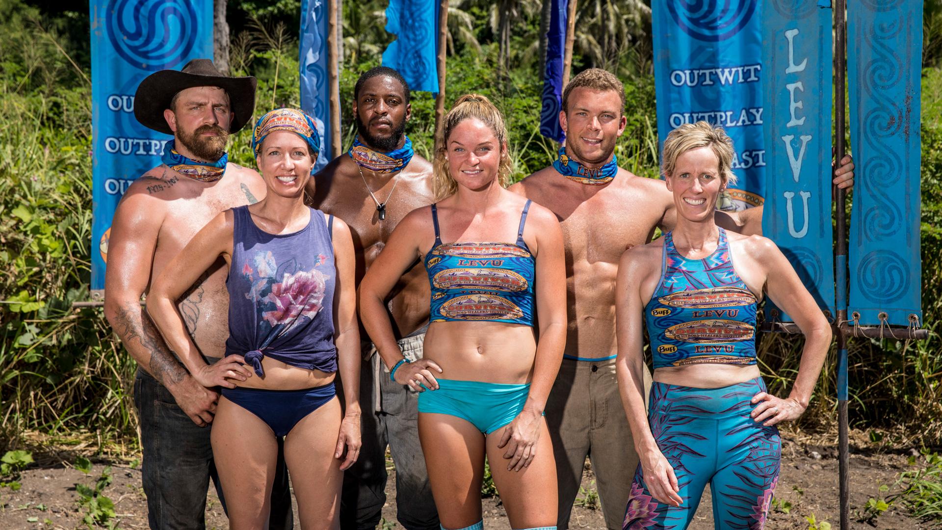 Levu Tribe (Heroes)