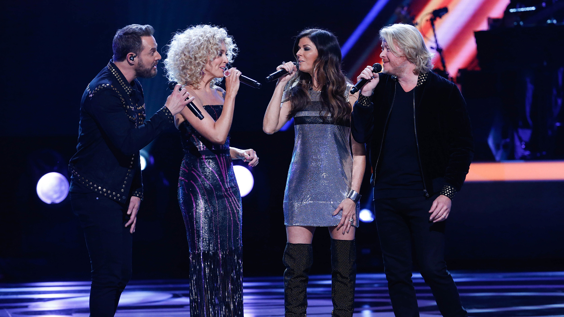 Little Big Town performs