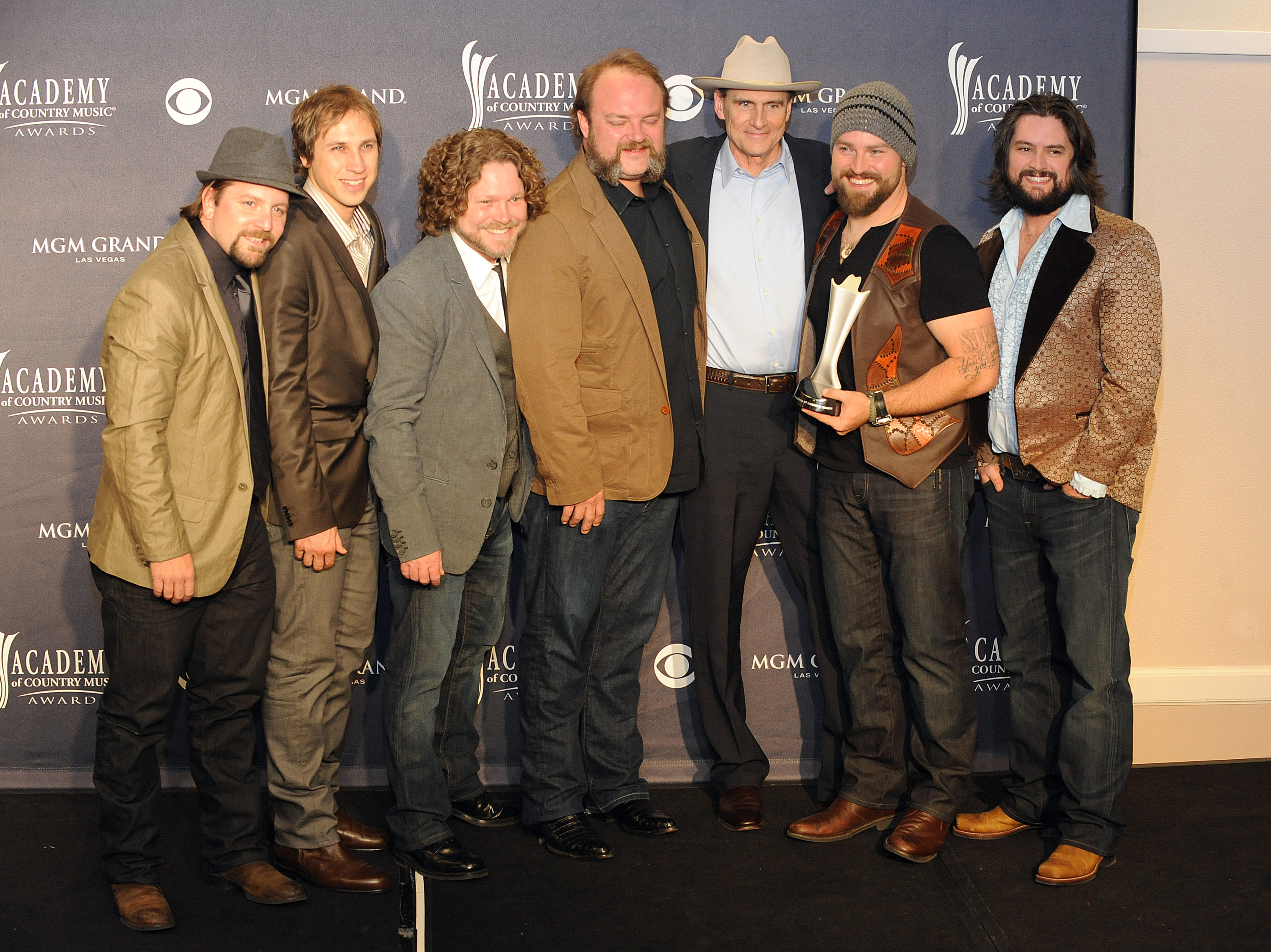 2. Zac Brown Band