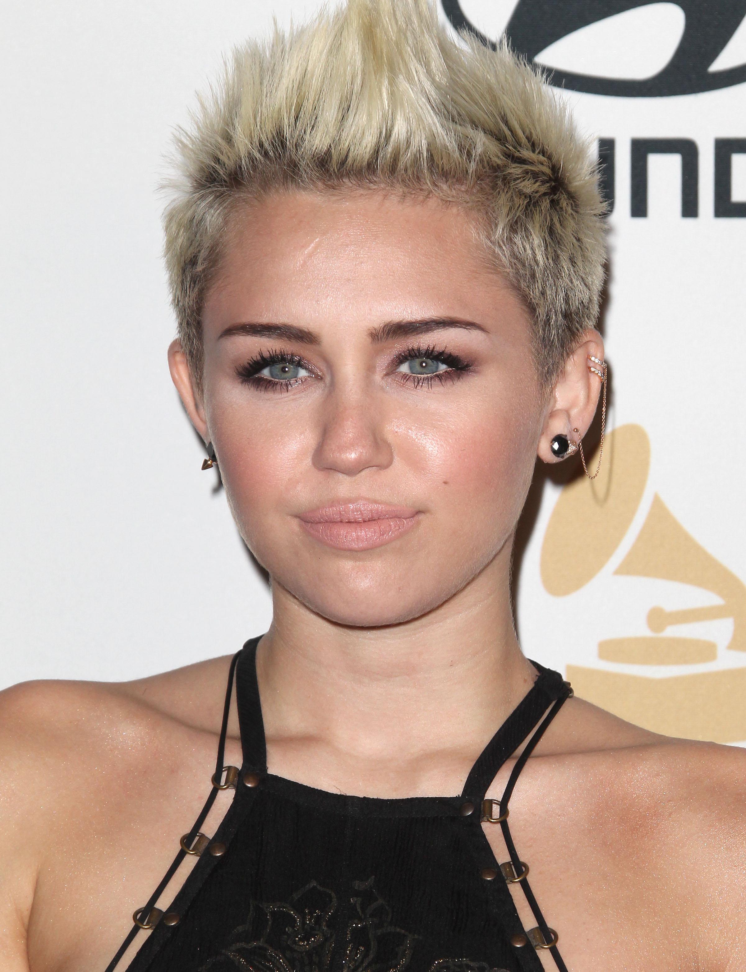 4.  Miley Cyrus