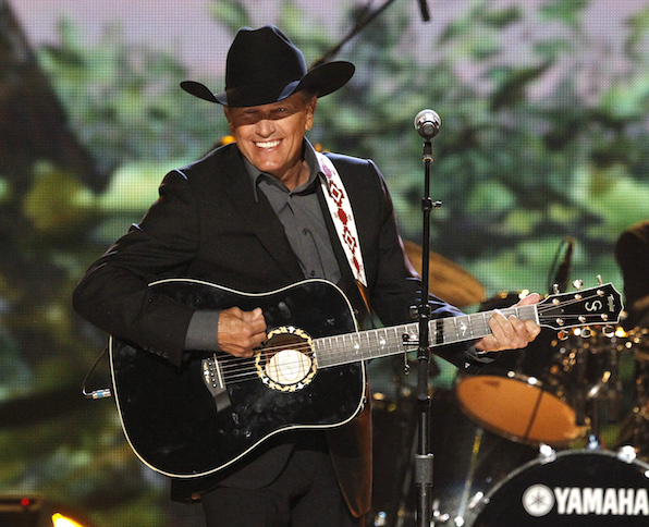 3. The ACMs spotlight the biggest names in country music.