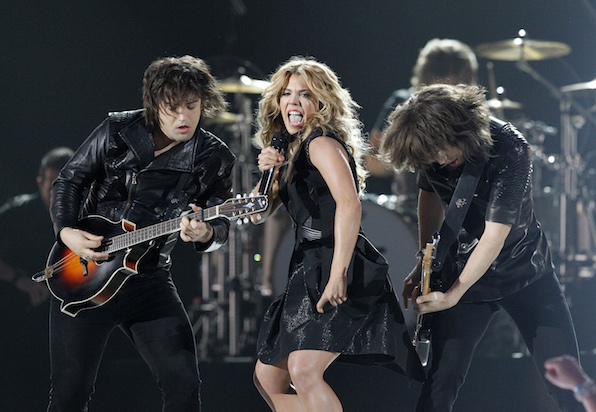 10. The ACMs welcome the biggest family bands.