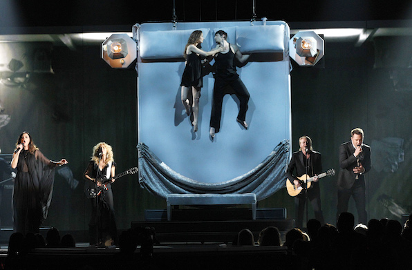 11. The ACMs are home to some of the biggest theatrics.