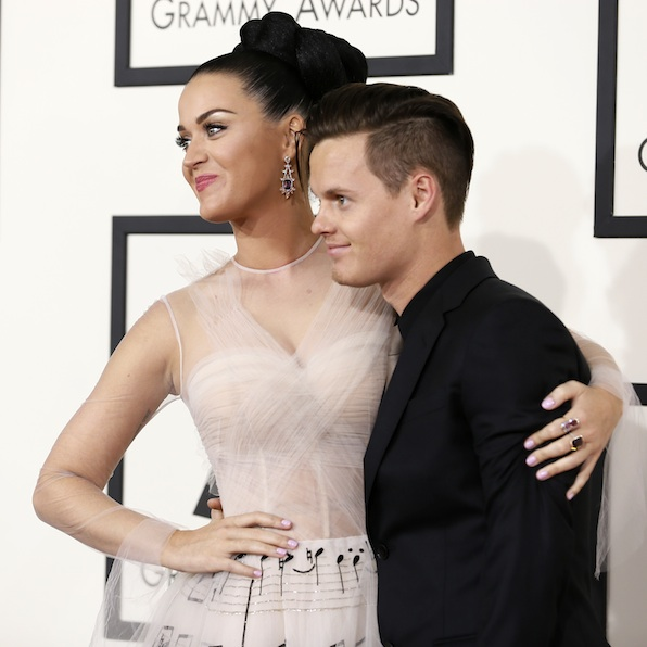 The time Katy Perry invited her brother