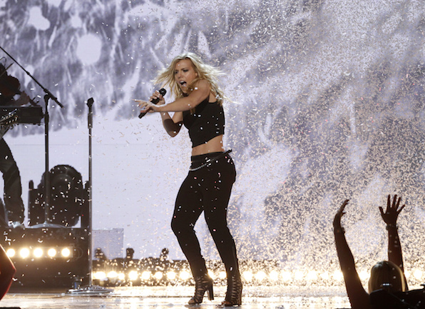 27. The ACMs love to start each award show with a big bang.