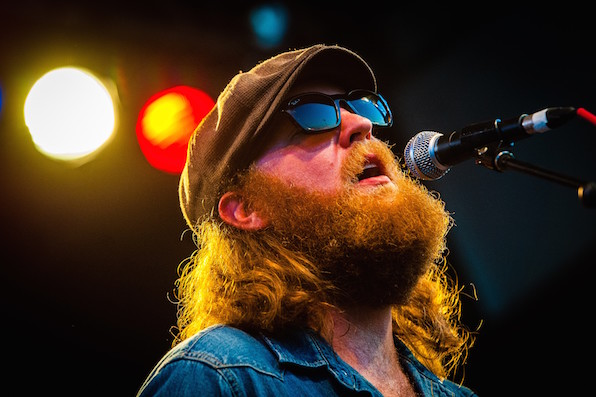 16. The ACMs feature some of the biggest beards in country music