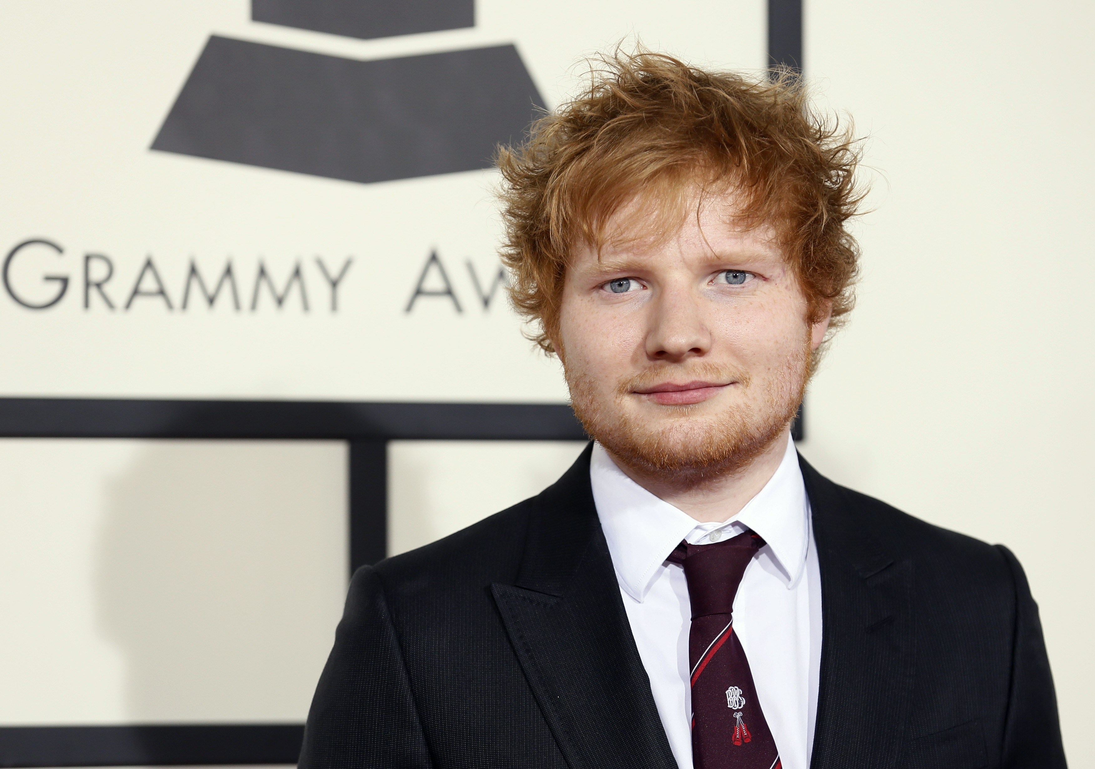 5. Ed Sheeran