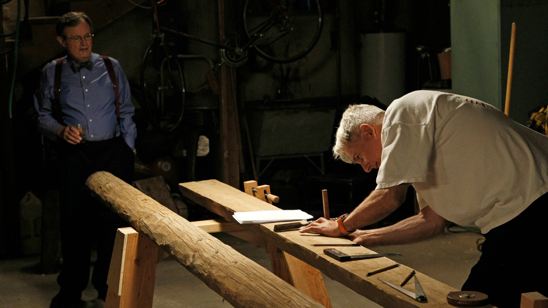 He's a meticulous and thoughtful craftsman.
