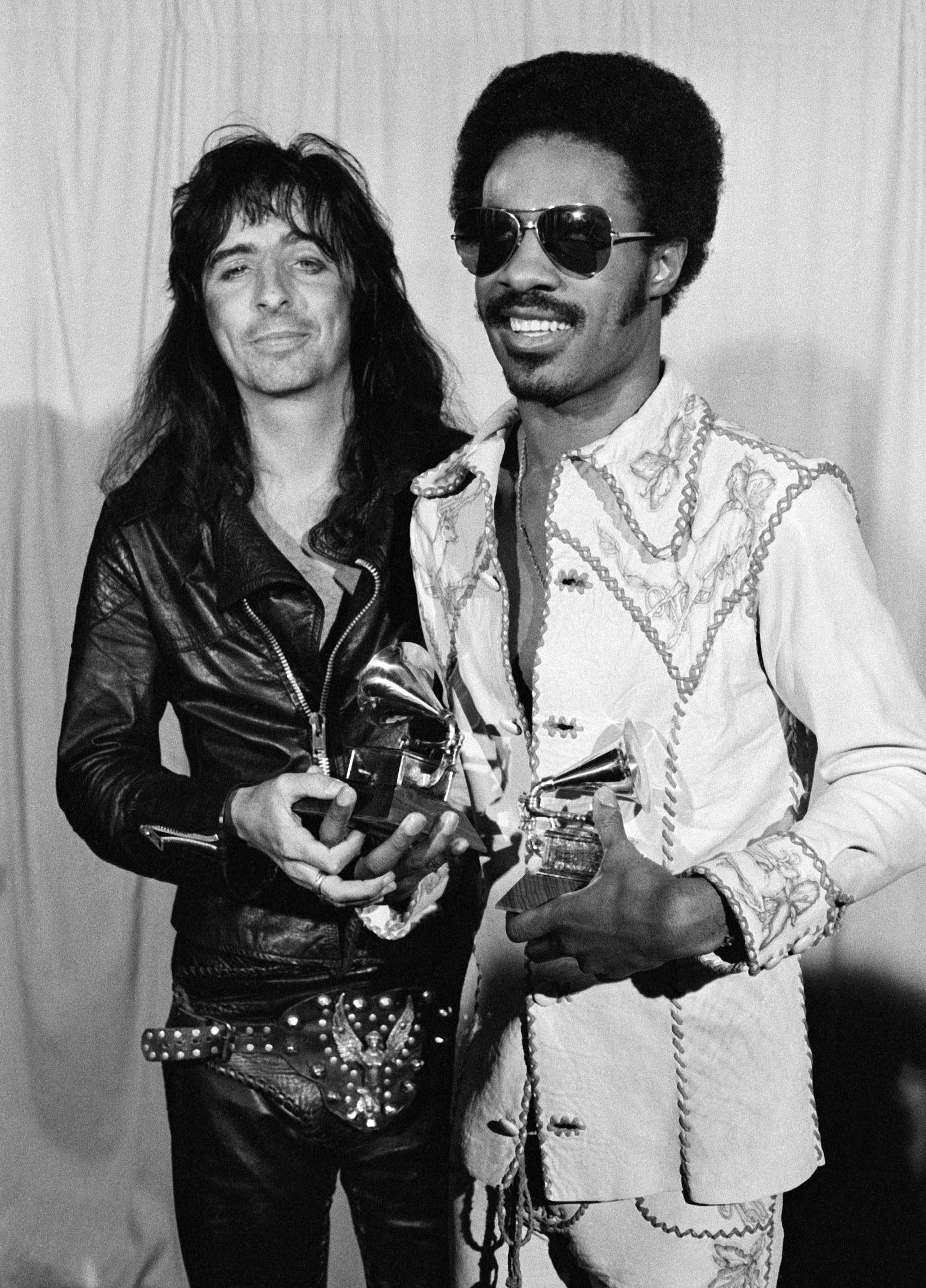 Stevie picked up a GRAMMY in 1974 at The 16th Annual Grammy Awards