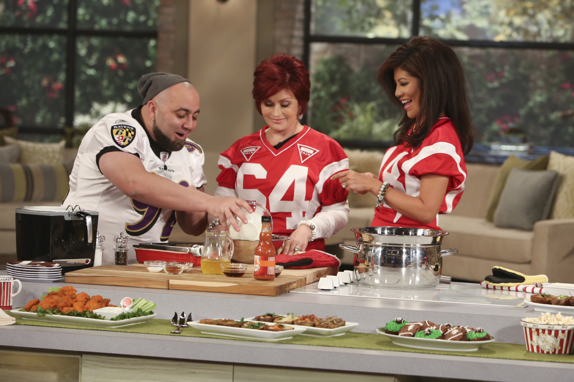 In The Kitchen With Duff Goldman.