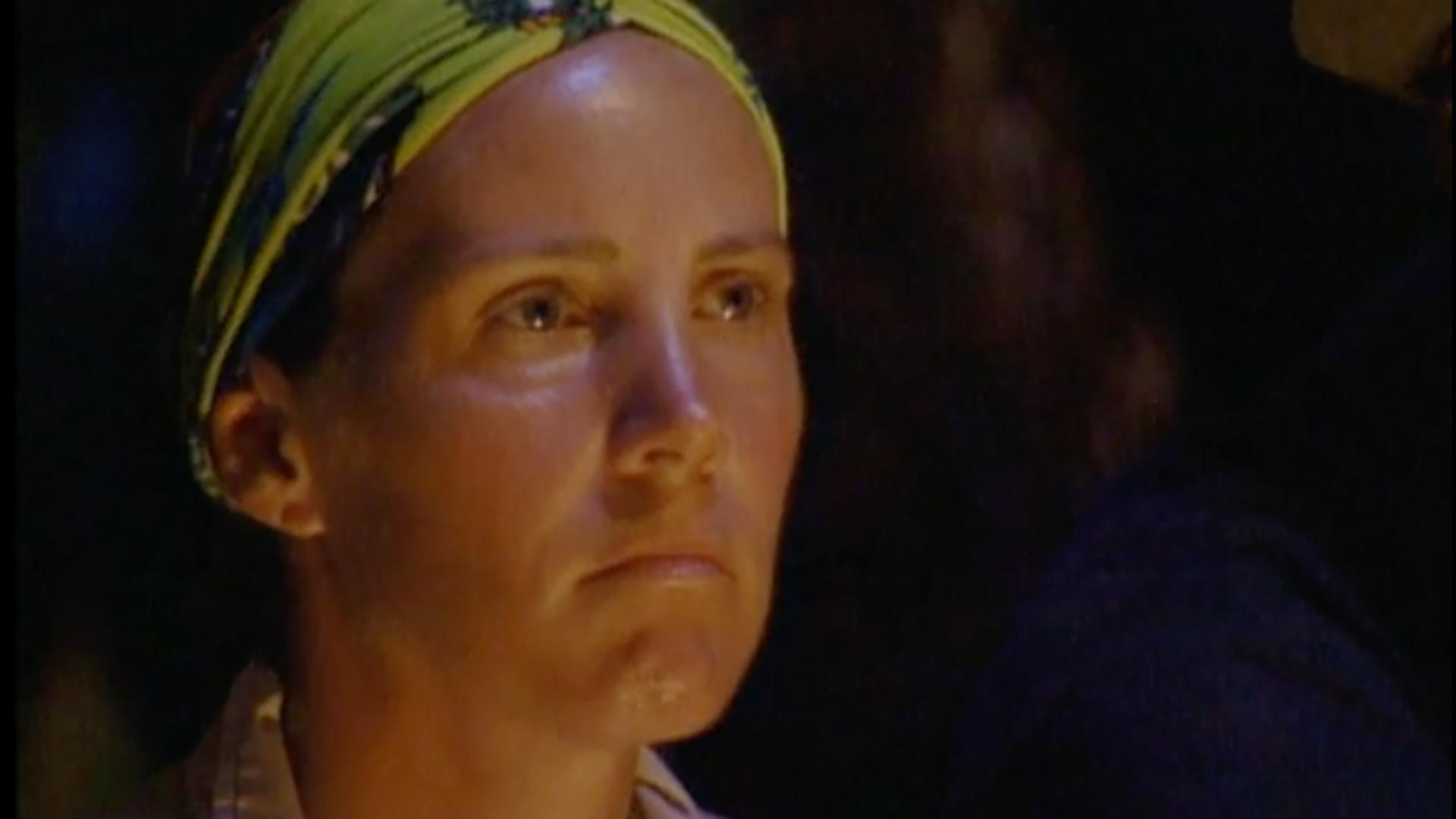 Gretchen Cordy from Survivor: Borneo (Season 1)
