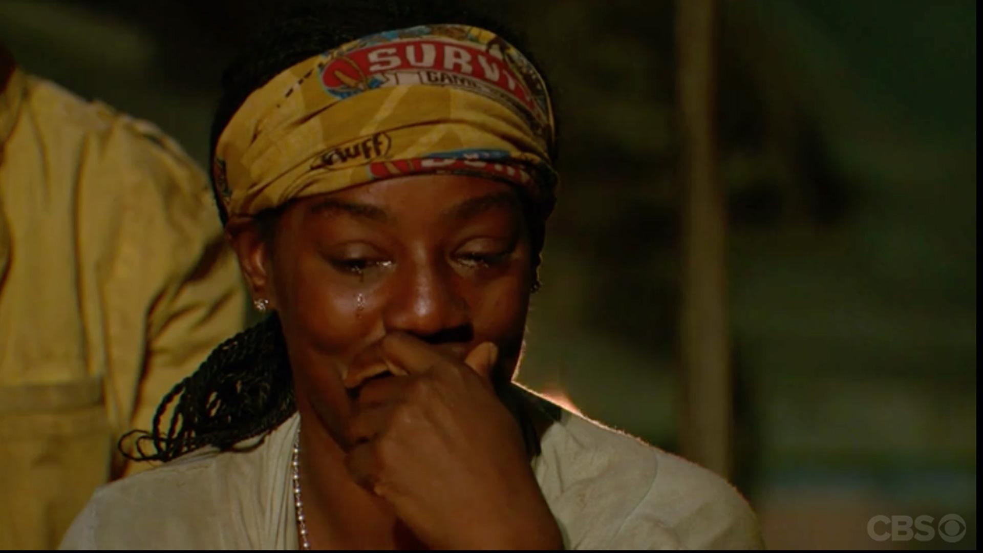 Cirie Fields from Survivor: Game Changers (Season 34)